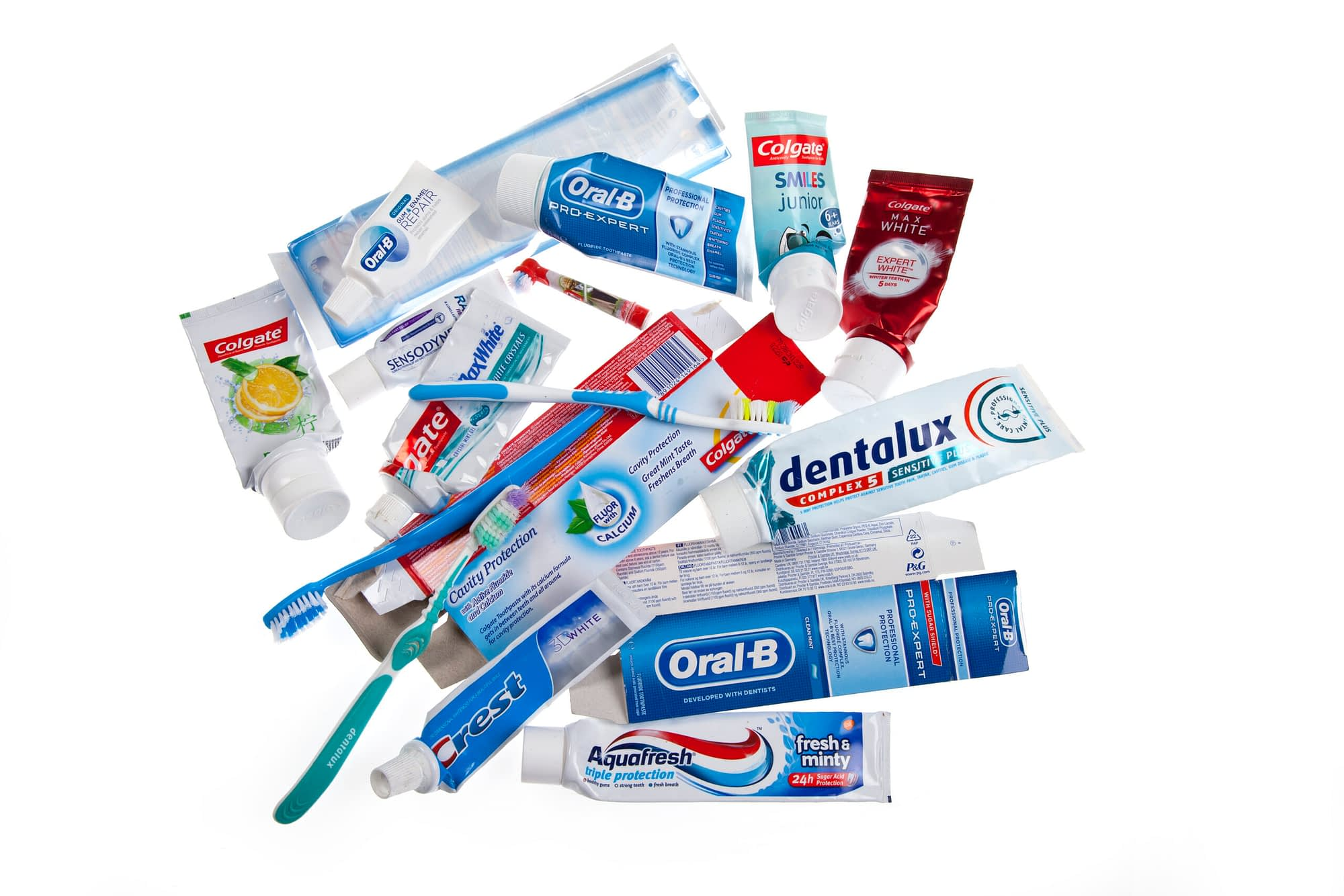 recycling-in-lancing-tooth-paste-brushes