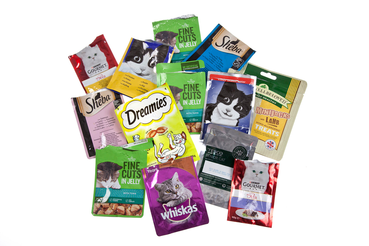Recycling in Lancing pet pouches for recycling