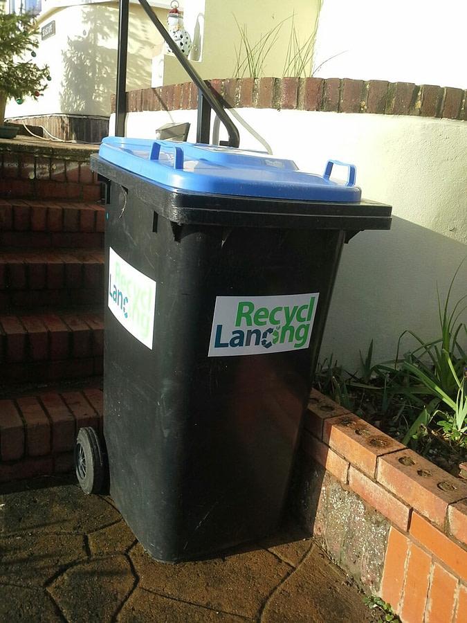 Our Collection bin - Douglas